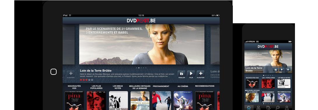 DVD Post